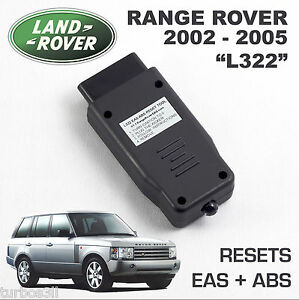 Details about Range Rover L322 EAS ABS RESET tool  Air Suspension kicker  fault clear activate