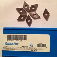 lot of 2 valenite sdna 43 t insert cutter new Tools and Accessories
