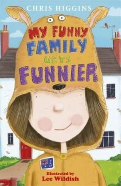 My Funny Family Gets Funnier by Chris Higgins (Paperback, 2015)