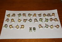 Ducati Motorcycle Fuel Line Clamps