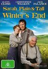 Sarah - Plain And Tall - Winter's End (DVD, 2013)