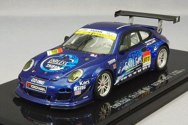 Ebbro 1 43 interminables Taisan 911 Súper GT300 K. MINEO N. YOKOMOZO