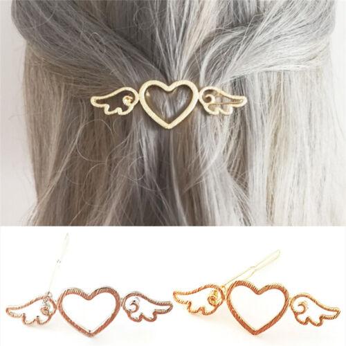 Womens Girls Unique Vintage Haarspange Clips Haarnadel Stick Haarschmuc CBL