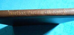Hector-BERLIOZ-New-Edition-of-the-Complete-Works-Vol-13-BARENREITER-5453-RAR