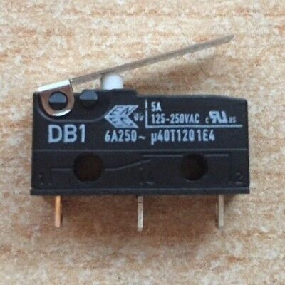 DB2C-C1AA MicroSwitch Micro Switch 10A 250V AC Button For Cherry