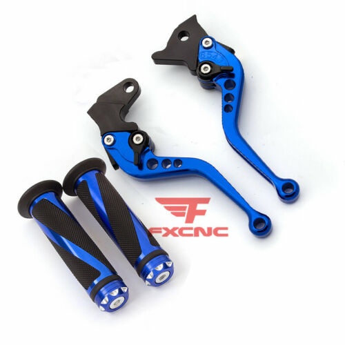 For Yamaha FJR 1300 2004-2018 17 16 15 14 13 12 Brake Clutch Levers Handle Grips