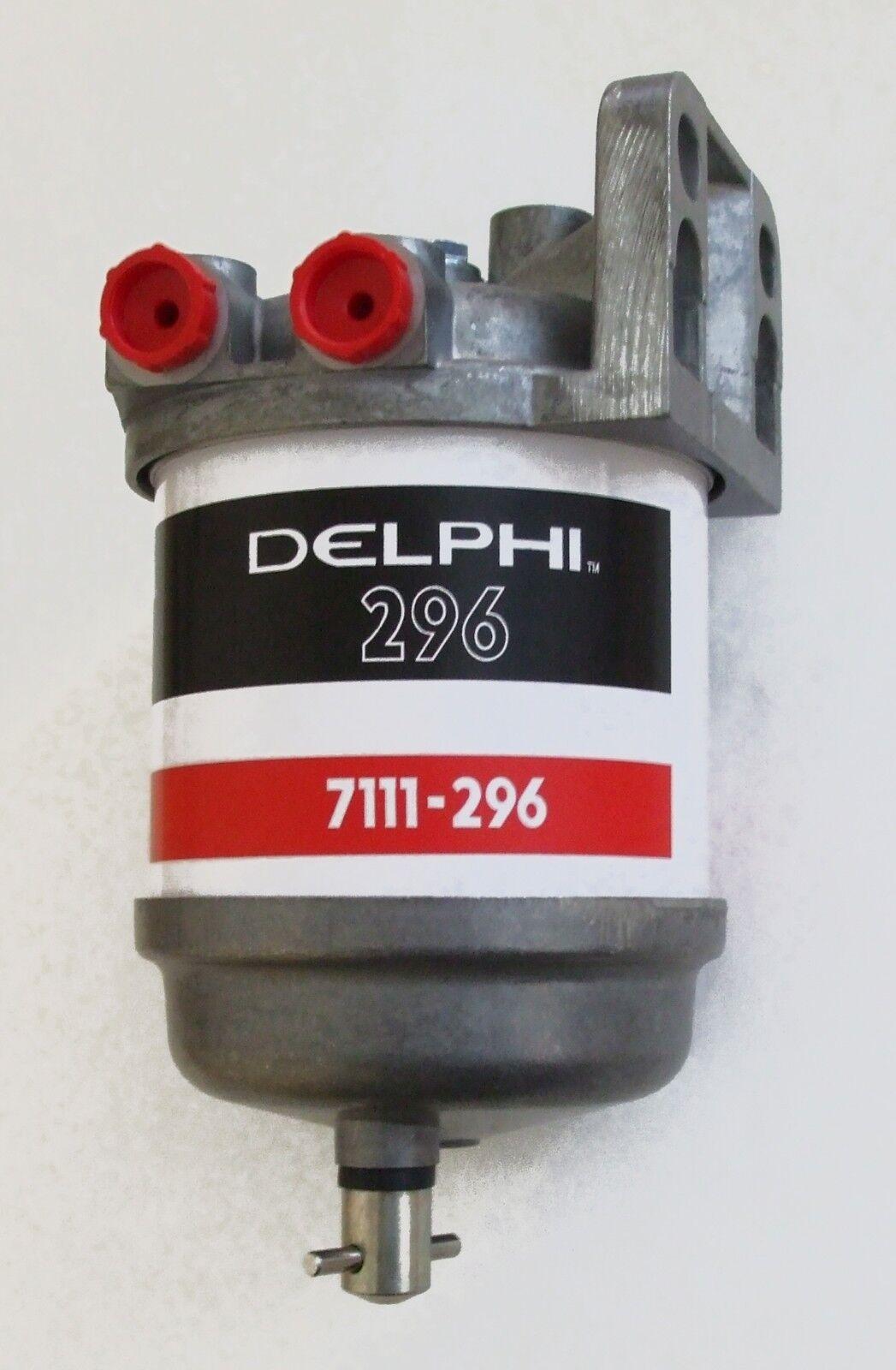DELPHI Kraftstofffilter, Lucas Lucas Kraftstofffilter, CAV Typ , Schott Montage 2-76939 740ff4