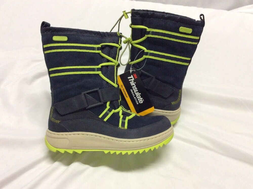 Sperry Women's Winterized Boot sporty pull on.3 M Thinsulate water proof