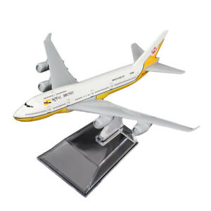 1-400-16cm-B747-Royal-Brunei-Airline-Diecast-Models-Aircraft-Aeroplane-Plane