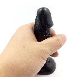 Suction Cup Soft Dildo