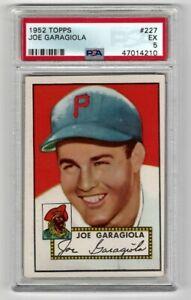 1952-Topps-Baseball-227-Joe-Garagiola-PSA-5-EX