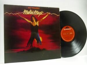 PAT-TRAVERS-makin-039-music-1st-uk-press-LP-EX-EX-2383-436-vinyl-with-inner