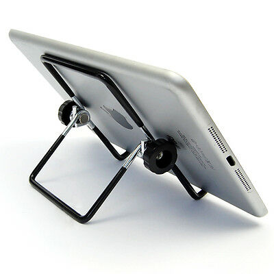 """Metal Multi-angle Non-slip Stand Holder For iPad 1 2 3 4 Mini 7""""-10"""" Tablet PC"""
