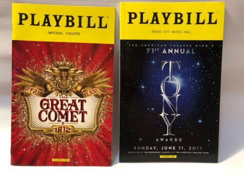 Broadway Memorabilia PLAYBILLS #26