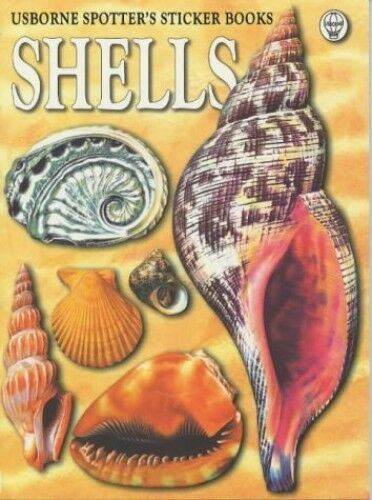 Shells (Spotter's Sticker Books) by Saunders, G. Mixed media product Book The