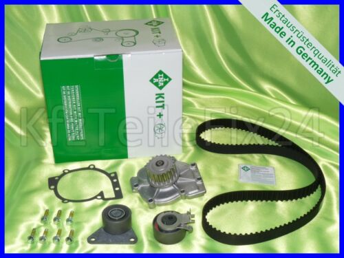 Zahnriemensatz Wasserpumpe Original INA Volvo C70 S40 S60 S70 S80 Renault Laguna