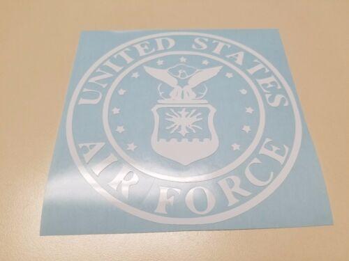 Window Toolbox Stickers #709 U.S Air Force Sticker