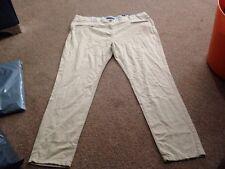 M&s Ladies Skinny  Chinos Trouser Pant Size 20 Medium Bnwt Free Same day Postage