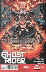 ALL NEW GHOST RIDER  #7   NM   NEW