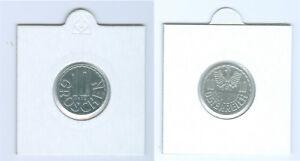 Osterreich-10-Groschen-PP-bzw-handgehoben-Waehlen-sie-unter-1970-2001