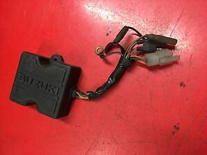Ignition-Brain-Box-Blackbox-Zundbox-TCI-CDI-Suzuki-DR-500-37420-4223
