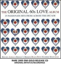 Best Greatest 60's Hits CD Seekers Beach Boys Hollies Animals Shadows Adam Faith