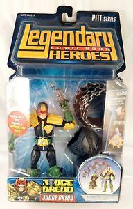 Marvel• JUDGE DREDD: PITT SERIES• Legendary Comic Book Heroes• w/Right Leg
