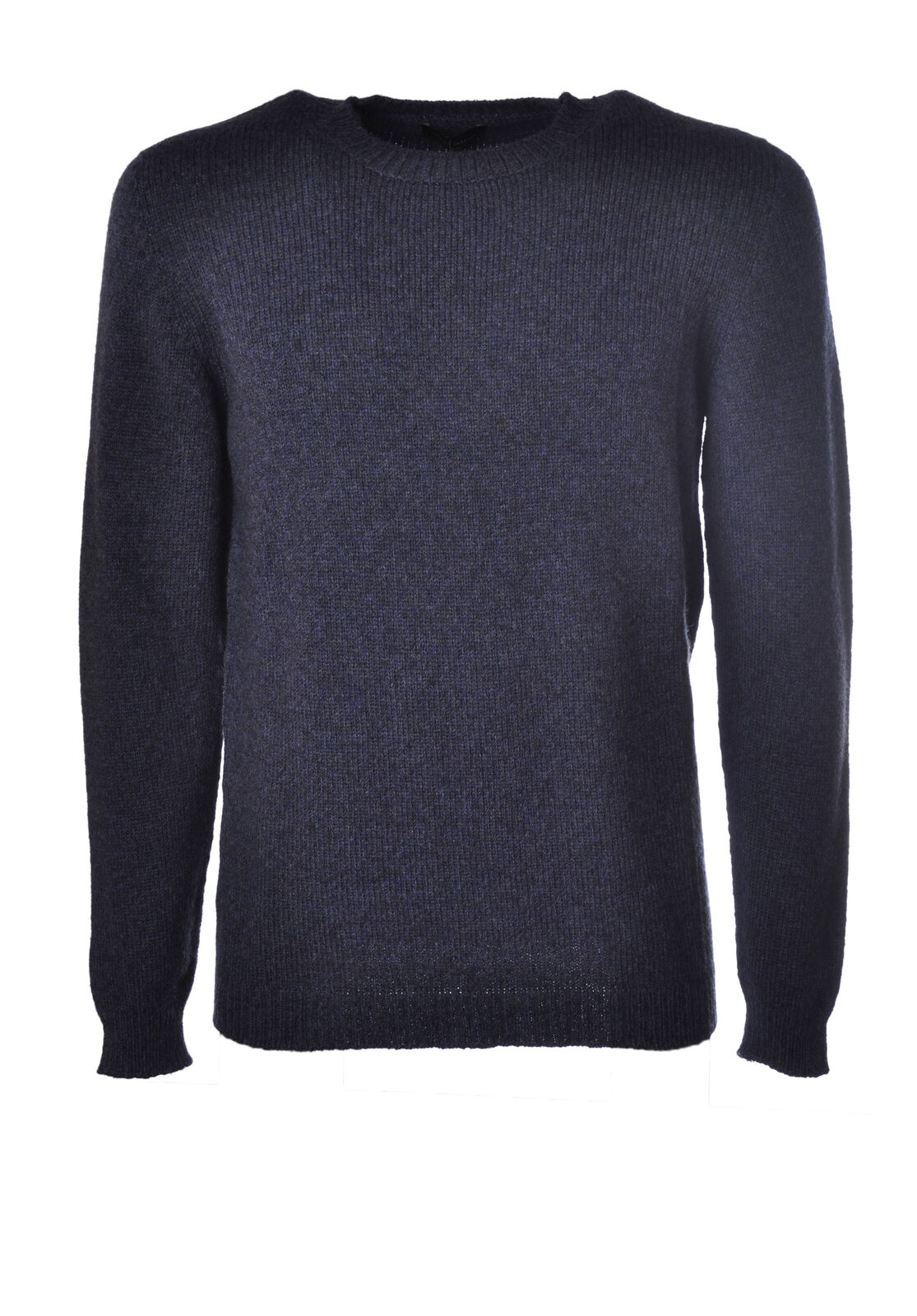 Roberto Collina  -  Sweaters - Male - bluee - 3986531A184417