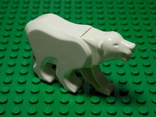 LEGO LEGOS One Magnificent White Polar Bear  Town Arctic 2000 8-12 Boys /& Girls