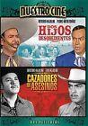 Dos Hijos Desobedientes Cazadores De Asesinos 2009 DVD