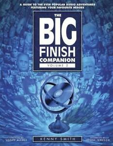 The-Big-Finish-Companion-Volume-2-by-Smith-Kenny-NEW-Book-FREE-amp-FAST-Delive