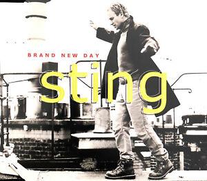 Sting-Maxi-CD-Brand-New-Day-Promo-Europe-M-VG