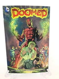 Doomed-Collects-1-2-3-4-5-6-Superman-Doomsday-DC-Comics-TPB-Paperback-New