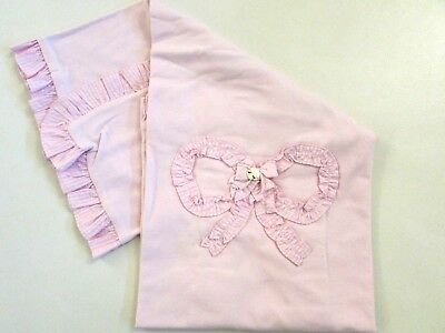 Clothing, Shoes & Accessories Baby & Toddler Clothing Le Bebe' Coperta Culla Bambina Sconto 20% Perfect In Workmanship
