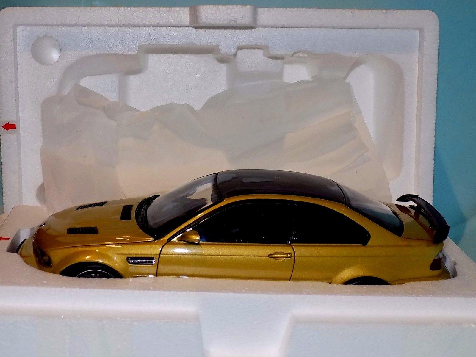 BMW 3 SERIES M3 GTR E46 KYOSHO 08507Y 1 18