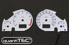 PLASMA TACHO Tachoscheiben Plasmascheiben SET Ford Mondeo MK3 bis 240 km/h BLUE