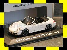 PORSCHE 911 997 Carrera GTS Cabriolet 2010 MINICHAMPS PMA 1:43 DEALER EDITION