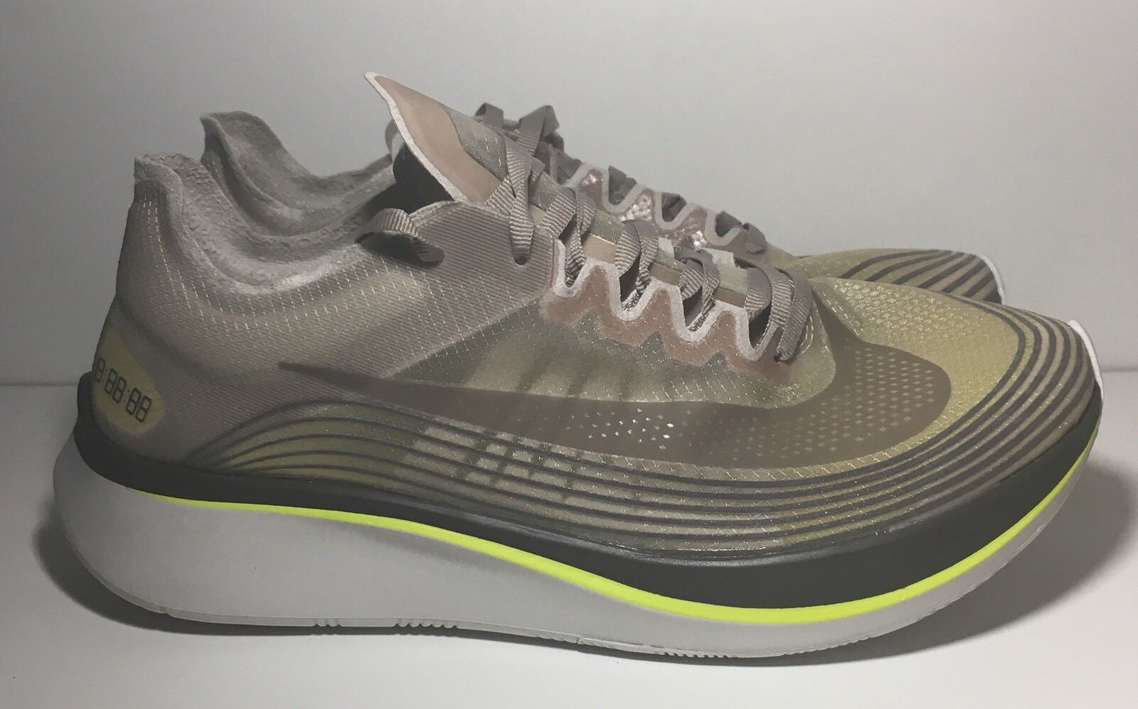 SZ.9.5 Mens  NIKELAB ZOOM FLY SP  Mens AA3172-201 SEPIA.STONE a990f4