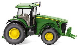 Wiking-039102-tracteur-JOHN-DEERE-8430-HO-1-87-NEUF