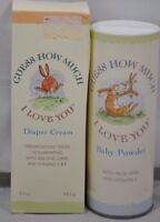 Baby Powder Diaper Cream Gift Set Guess How Much I Love You 2 Pack Dionis