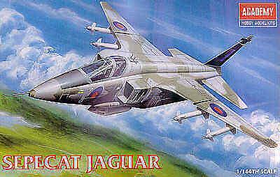 Academy 1//144 Sepecat Jaguar # 12606