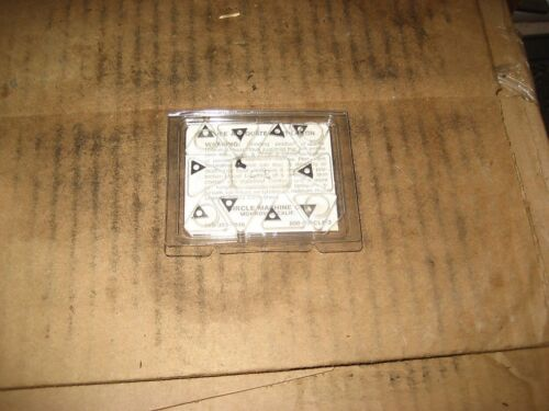 CIRCLE MACH TBEA 5N2 TN7.0024RAD INSERTS AB1282-10