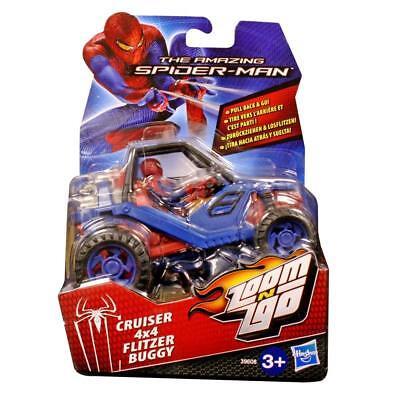 Marvel The Amazing Spider-Man CRUISER 4x4 Flitzer Buggy Racer Action Figure