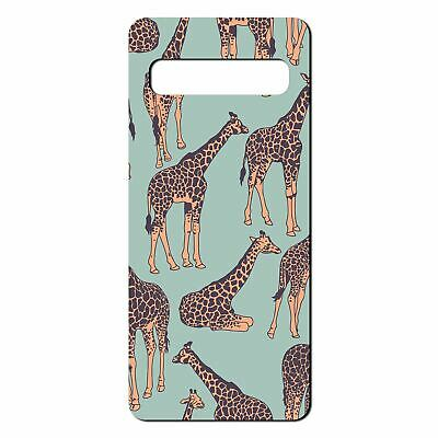S2216 Passport Holder Case Cover Animals Giraffe Pattern
