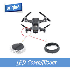 LED Cover Mounts Repair Parts Lamp Component Replacemen for Dji Spark Drone FB