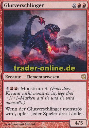 Theros Magic Ember Swallower Glutverschlinger