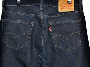 efcc33db29a Image is loading LEVI-STRAUSS-amp-CO-BLUE-504-JEANS-W32-