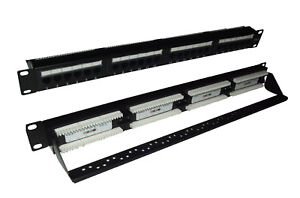 patch panel cable support