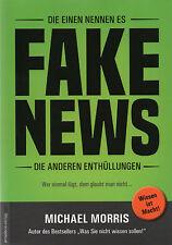 FAKE NEWS - Michael Morris & Jan van Helsing BUCH - NEU