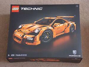 LEGO-TECHNIC-SET-42056-PORSCHE-911-GT3-RS-BRAND-NEW